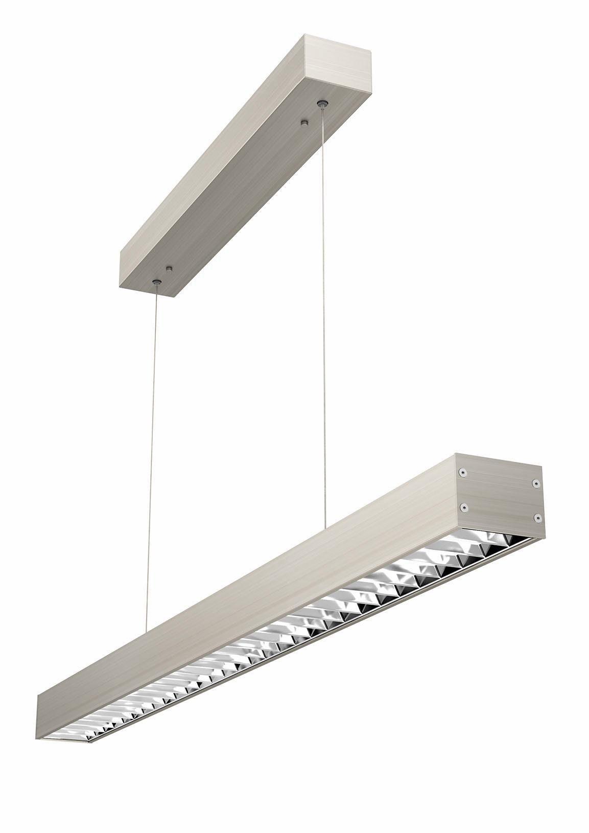 EVOTEC LED-Pendelleuchte, 1-flg., »OFFICE ONE« mit Rasterabdeckung