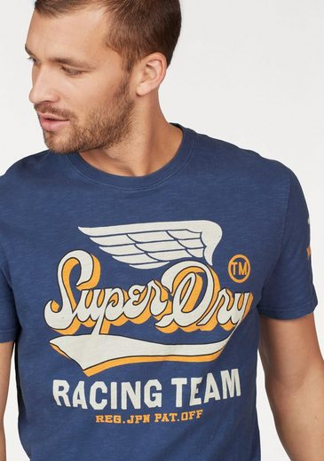 Superdry T-Shirt FAMOUS FLYERS TEE