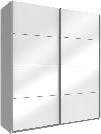 Wimex Schwebetürenschrank »Easy« mit Vollglas