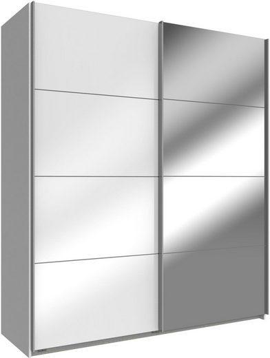 Wimex Schwebetürenschrank »Easy« mit Glas und Spiegel