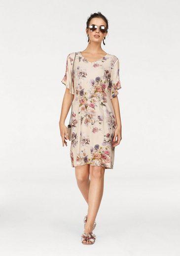 CLAIRE WOMAN Druckkleid, mit Blumenprint