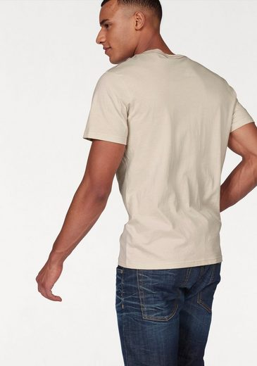 Bruno Banani Crew-neck Shirt, With Big Front Print