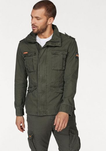 Superdry Fieldjacket CLASSIC ROOKIE JACKET