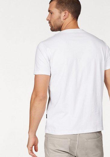 Replay T-Shirt, mit modischen Frontprint