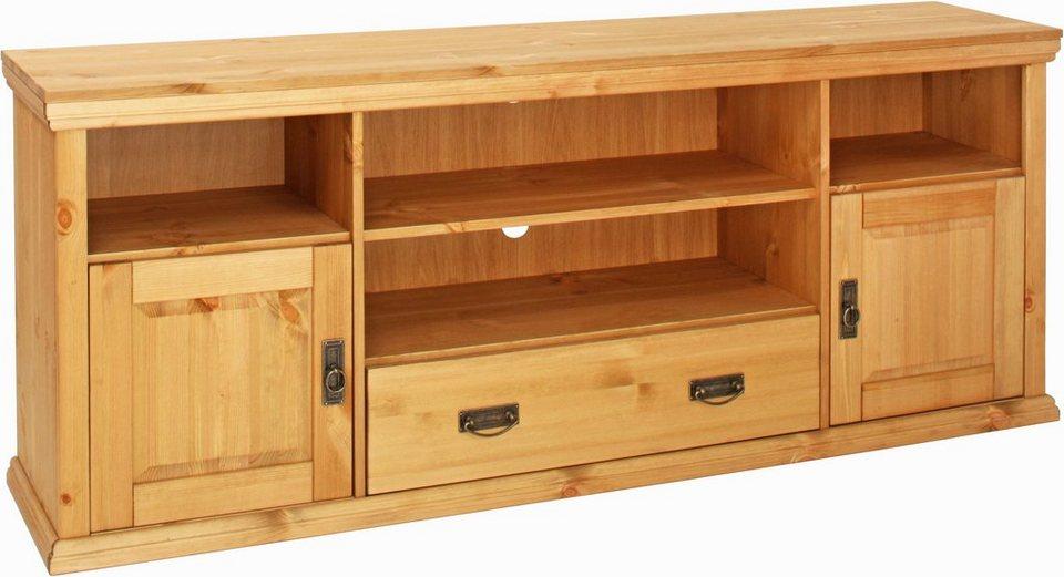 home affaire tv lowboard konrad breite 169 cm otto. Black Bedroom Furniture Sets. Home Design Ideas