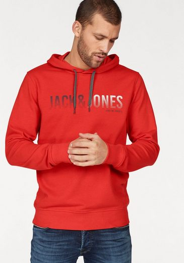 Jack & Jones Kapuzensweatshirt JCOLINN SWEAT HOOD