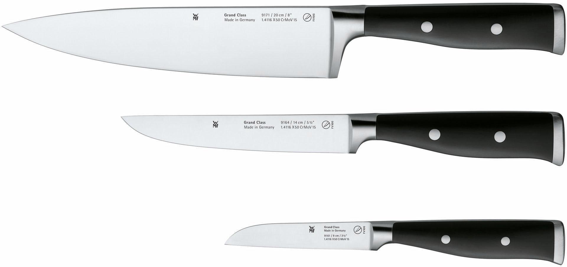 WMF Messer-Set, 3-teilig, »GRAND CLASS«