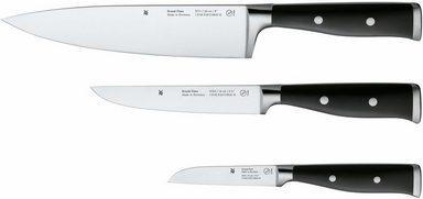 WMF Messer-Set »Grand Class« (Set, 3 tlg), Spezialklingenstahl