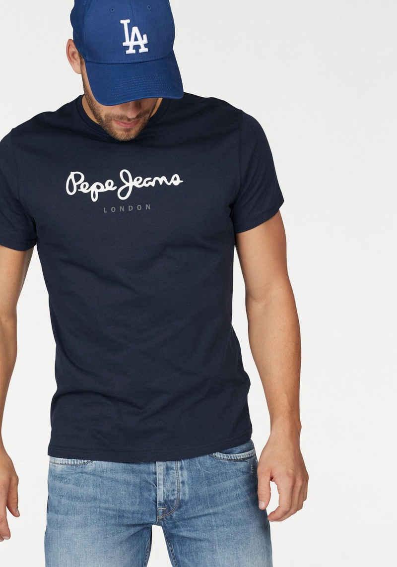 Pepe Jeans Rundhalsshirt »EGGO«