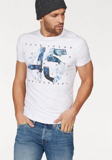 Pepe Jeans T-Shirt 45 ANNIVERSARY MEN