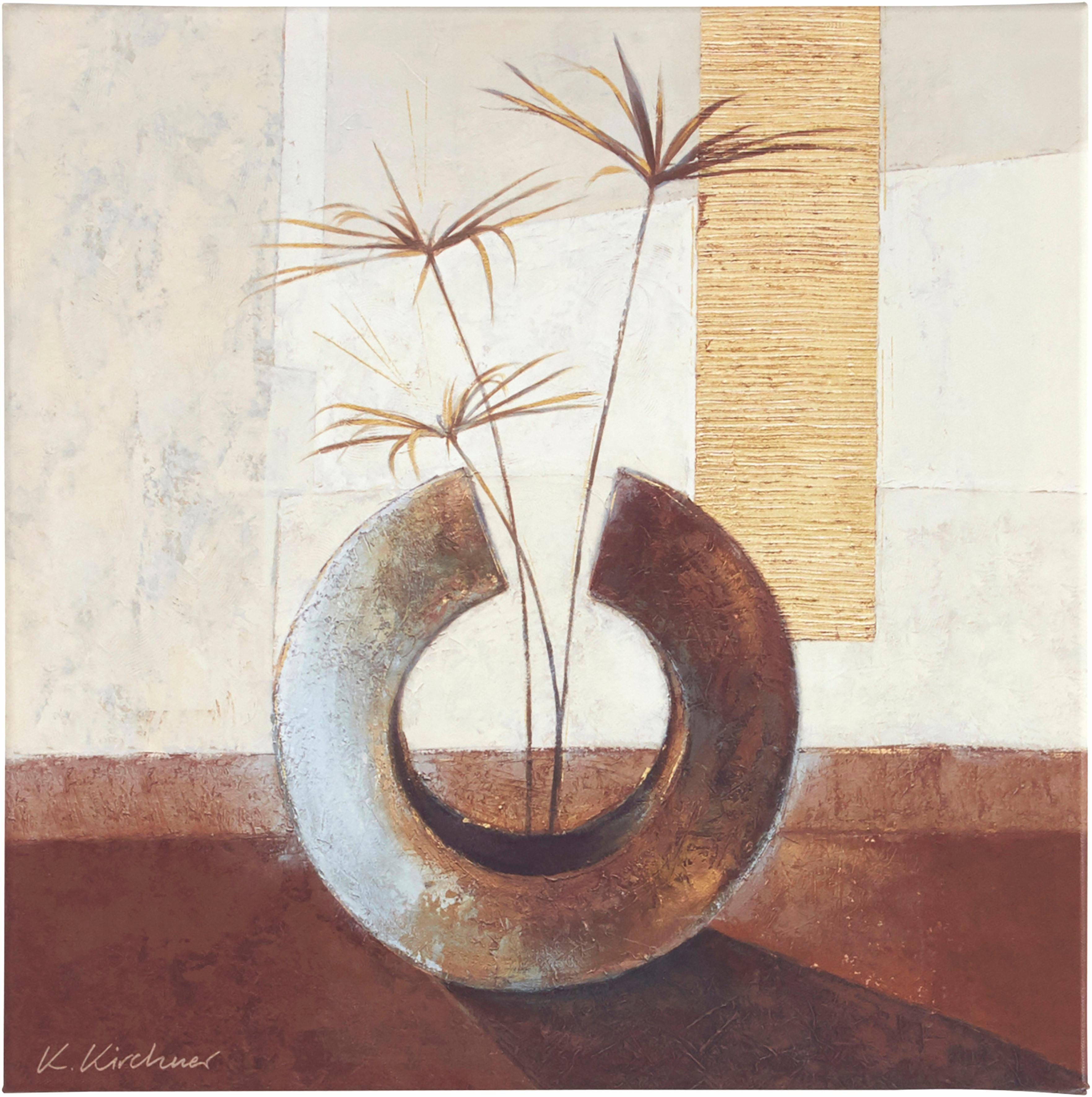 EUROGRAPHICS Leinwandbild »Elegance«, 30/30 cm