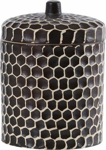 Home affaire Keramik-Box mit Deckel