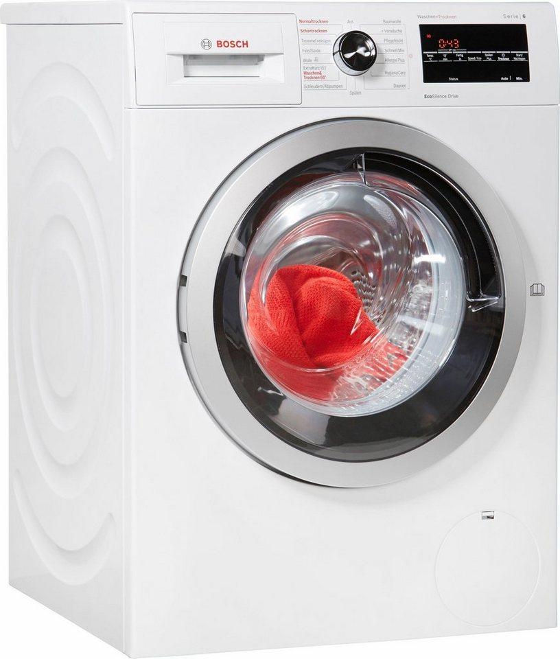 bosch waschtrockner wvg30443 a 7 kg 4 kg u min online kaufen otto. Black Bedroom Furniture Sets. Home Design Ideas