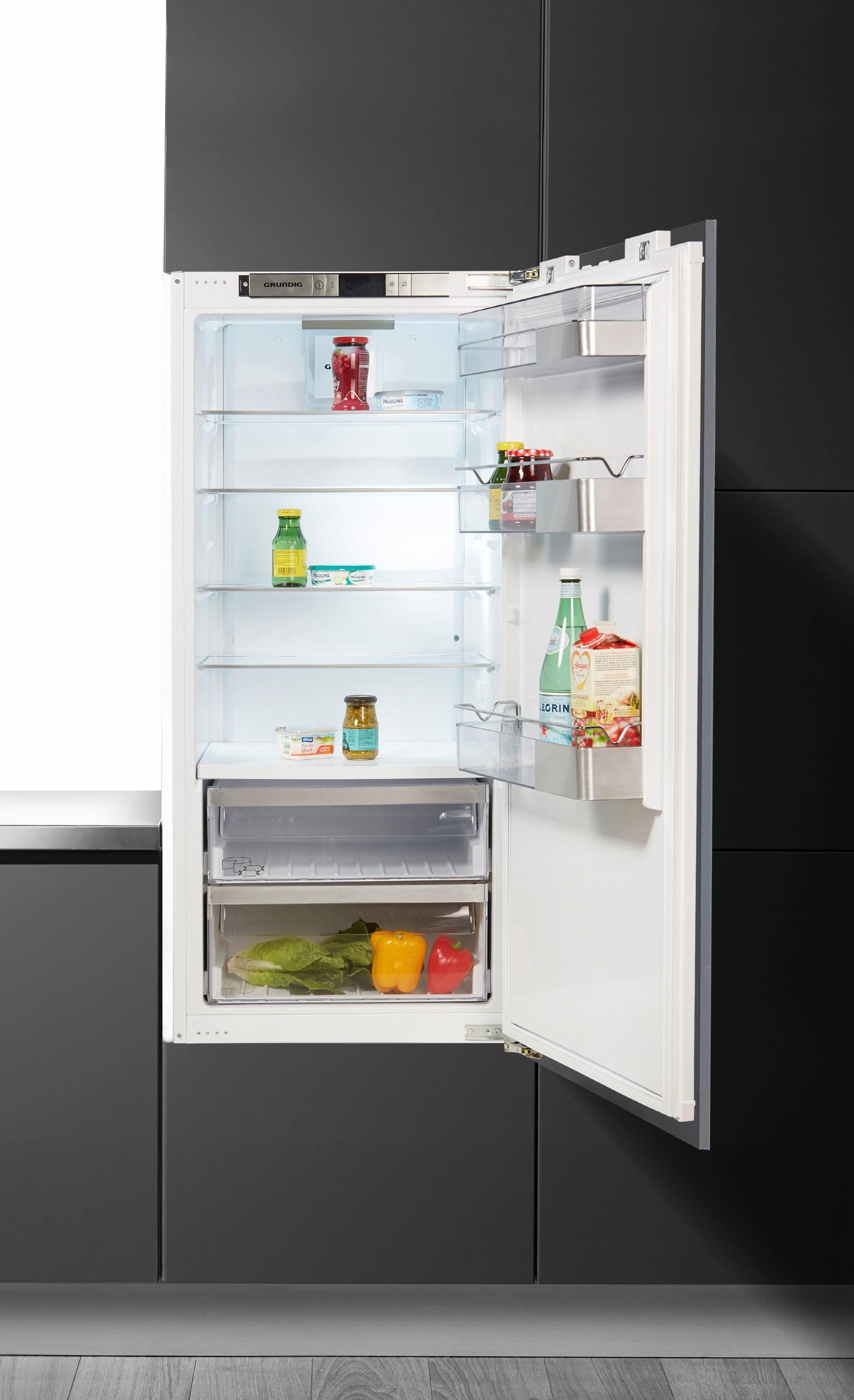 Grundig Einbaukühlschrank GTNI 10320, 122,5 cm hoch, 55,6 cm breit