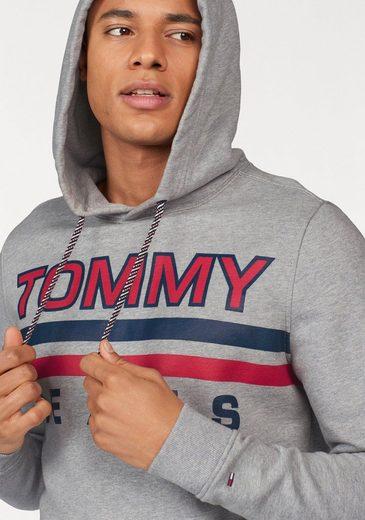 Tommy Jeans Kapuzensweatshirt Tjm Essential Graphic Hoodie
