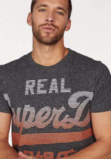 Superdry T-Shirt PREMIUM GOODS FADE TEE
