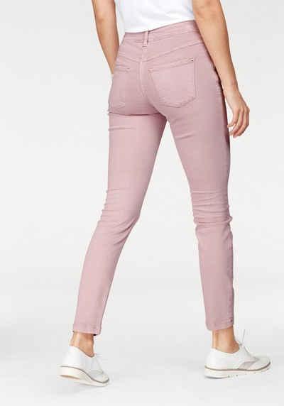 460dae82839a MAC Gerade Jeans »Dream Skinny« Hochelastische Qualität sorgt für den  perfekten Sitz