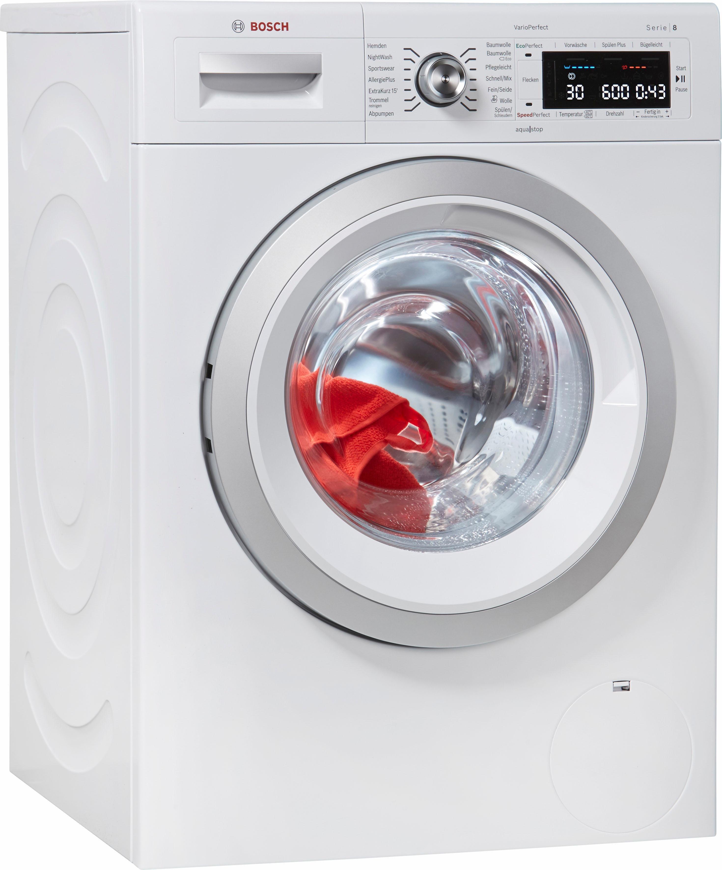 Waschmaschine WAW28570, 8 kg, 1400 U/Min