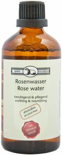 Golddachs Gesichtswasser »Rosenwasser«