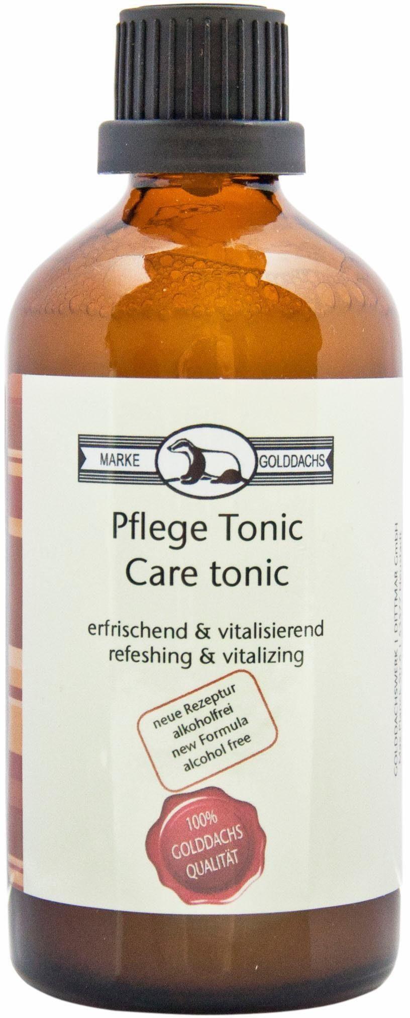 Golddachs Gesichtswasser »Pflege Tonic«, adstringiert und beruhigt