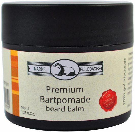 Golddachs Bartpomade »Premium«