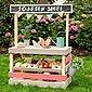 MUDDY BUDDY® Kinderspielgerät »Verkaufsstand Garden Friend«, BxLxH: 40x90x115 cm, Bild 1