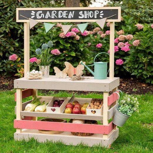 MUDDY BUDDY® Kinderspielgerät »Verkaufsstand Garden Friend«, BxLxH: 40x90x115 cm