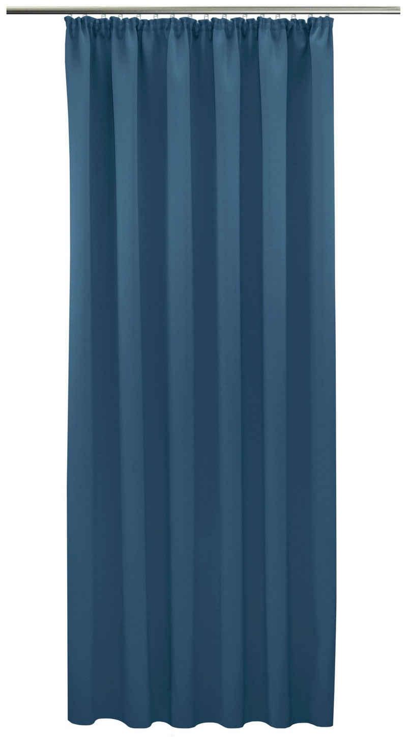 Vorhang »Leon«, VHG, Kräuselband (1 Stück), fertig konfektioniert