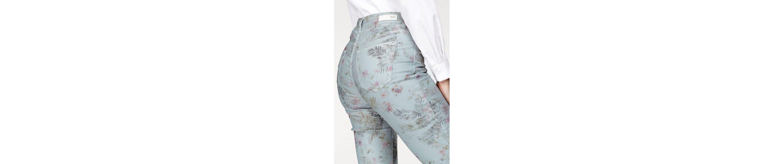 MAC Ankle-Jeans Dream Skinny, Skinny bedruckt