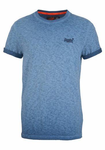Superdry T-Shirt ORANGE LABEL LOW ROLLER TEE
