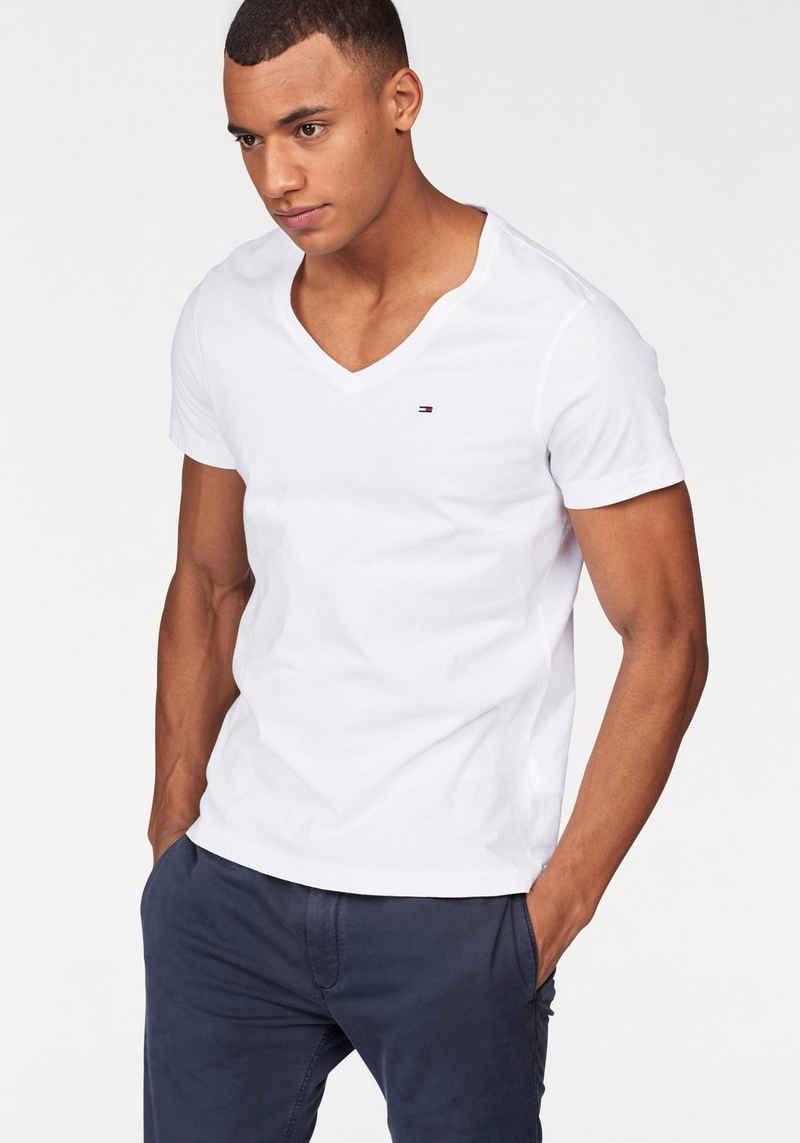 Tommy Jeans T-Shirt »TJM ORIGINAL JERSEY V NECK TEE«