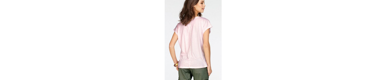 Druck ten TIMEZONE TIMEZONE Blusenshirt Bl romantischem mit Blusenshirt Blusenshirt gTqw508T