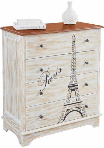 HOME AFFAIRE Komoda »Paris« plotis 80 cm