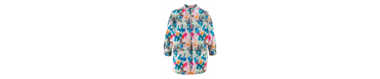TIMEZONE Tunikashirt, Shirt-Tunika im Blusenstil mit Stehkragen und 3-4-Ärmel