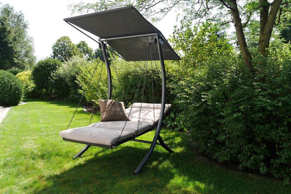 angerer freizeitm bel hollywoodschaukel swing smart 1 sitzer sand online kaufen otto. Black Bedroom Furniture Sets. Home Design Ideas