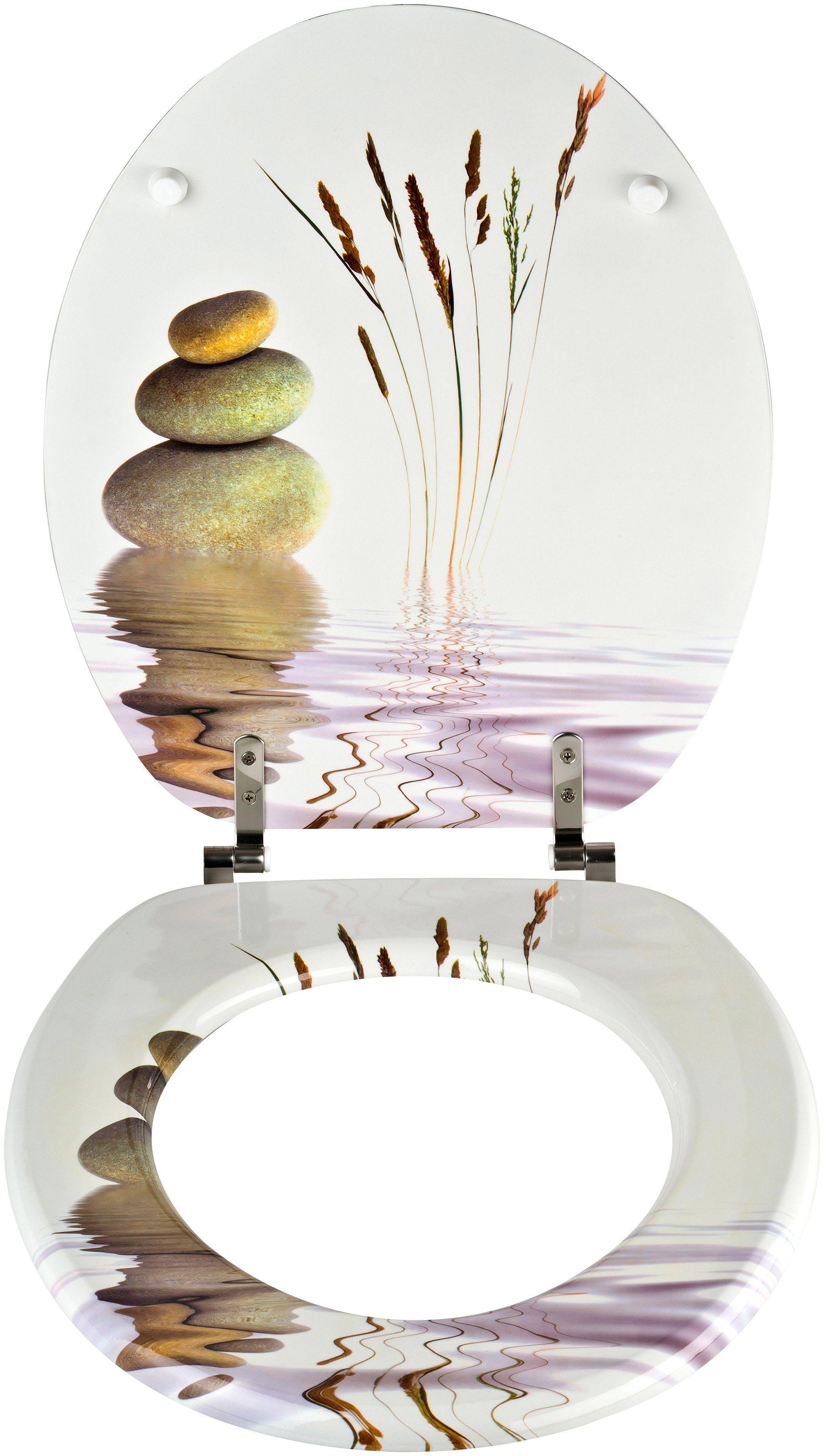 SCHÜTTE WC-Sitz »Balance«