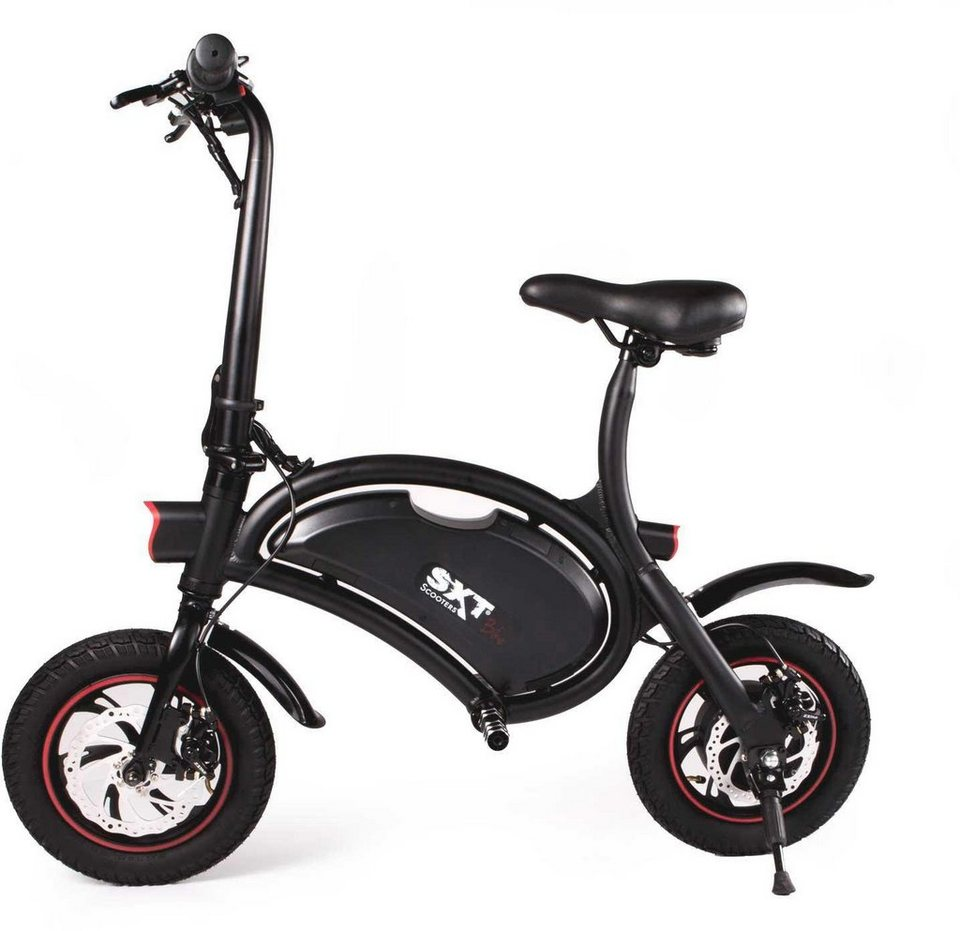 sxt scooters e scooter sxt bike 250 w 30 km h 500. Black Bedroom Furniture Sets. Home Design Ideas