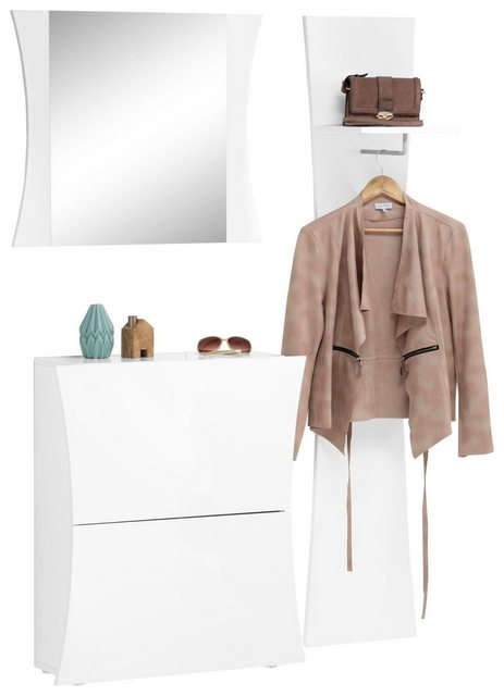 Garderoben Sets - Tecnos Garderoben Set »Arco«, (Set, 3 tlg)  - Onlineshop OTTO
