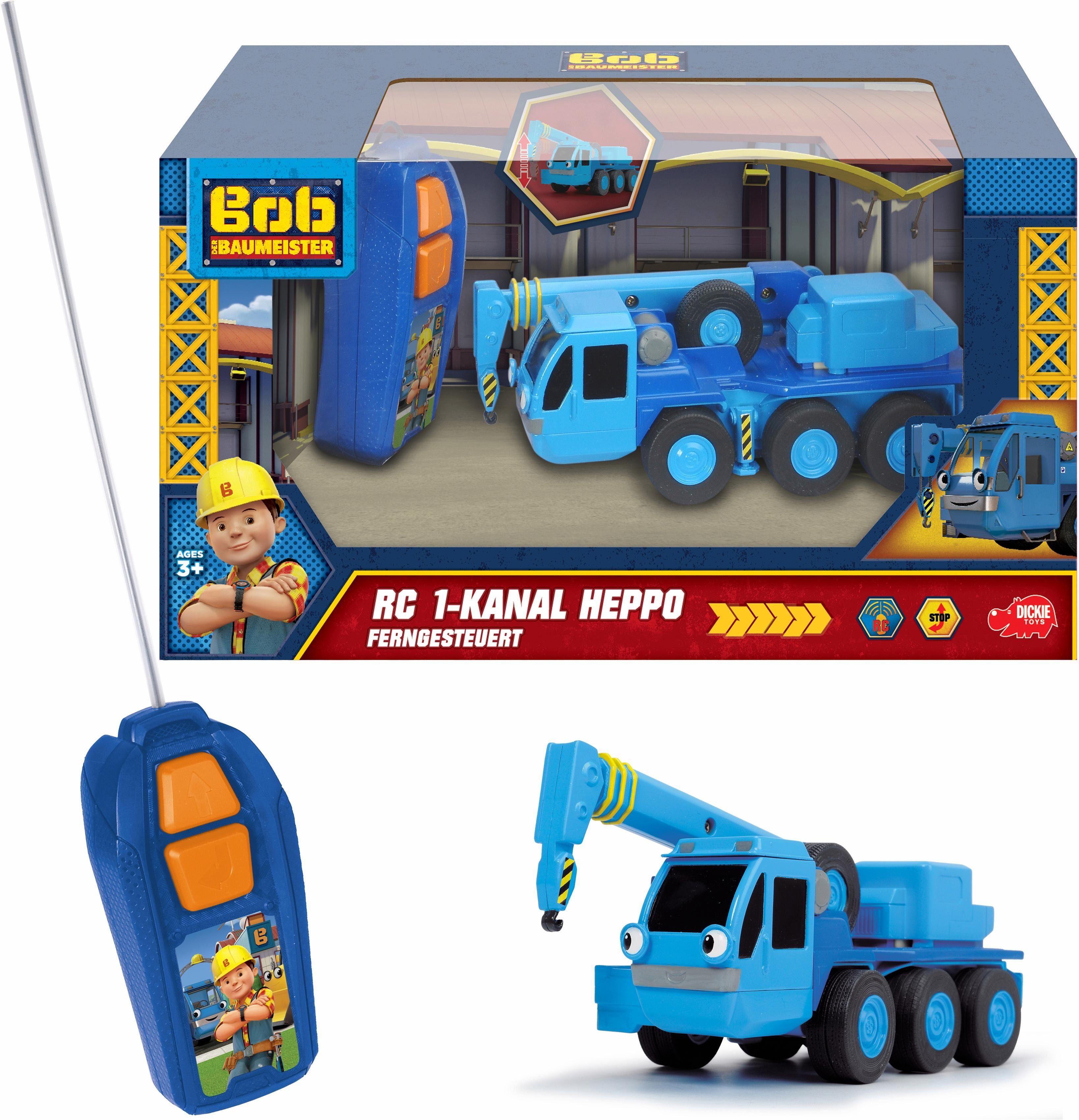Dickie Toys Ferngesteuerter Kran, »Bob der Baumeister, Lofty«