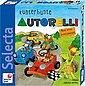 Selecta Spielesammlung, »Kunterbunte Autorelli«, Made in Germany, Bild 1