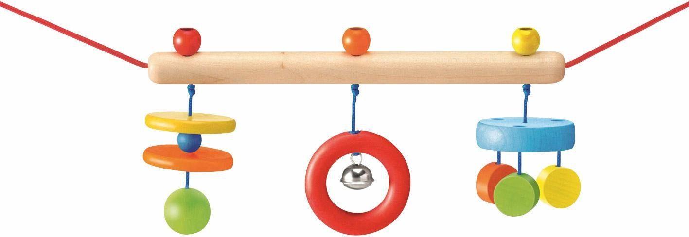 Selecta Kinderwagenkette aus Holz, »Trapezini«