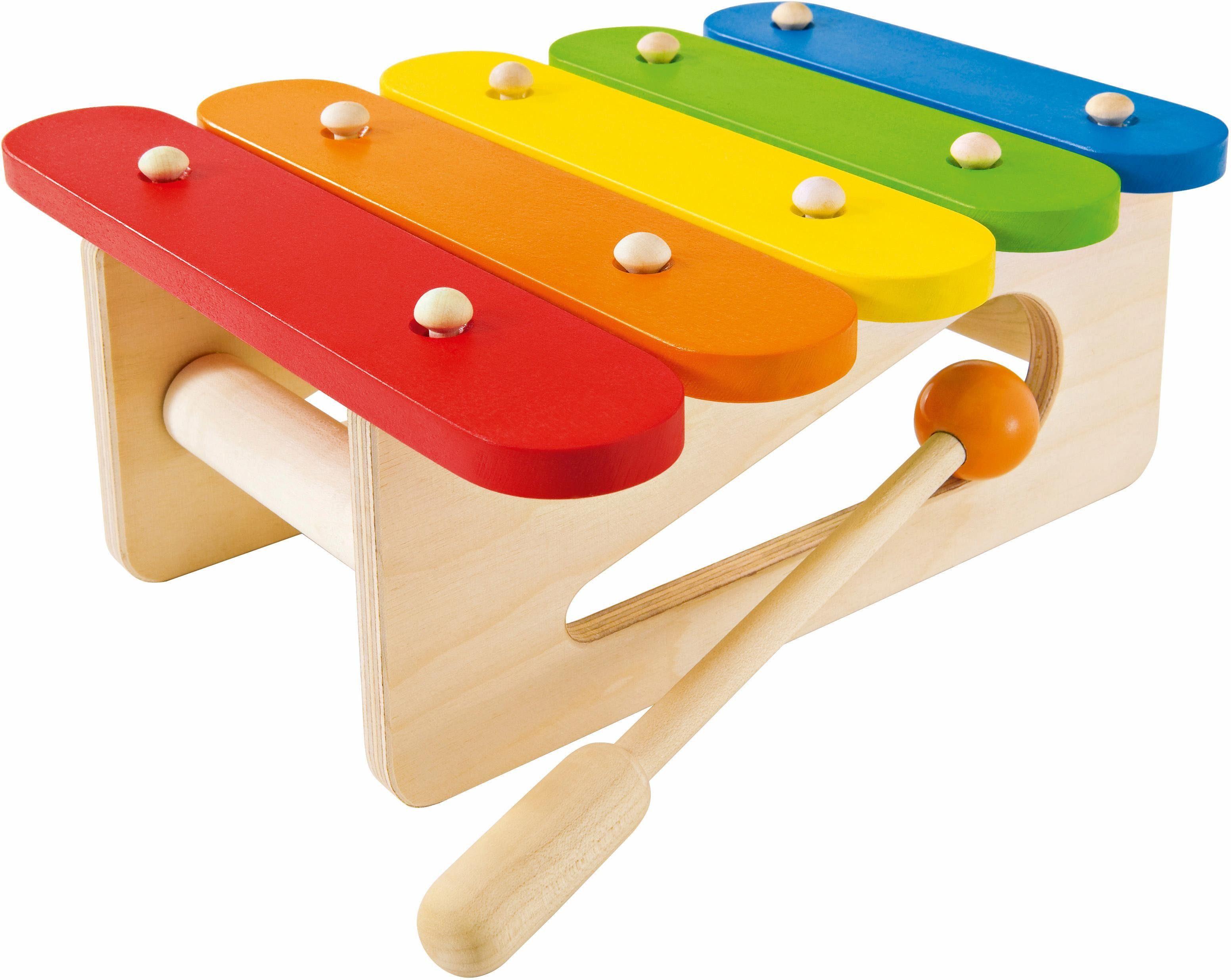 Selecta Xylophon aus Holz, »Musico«