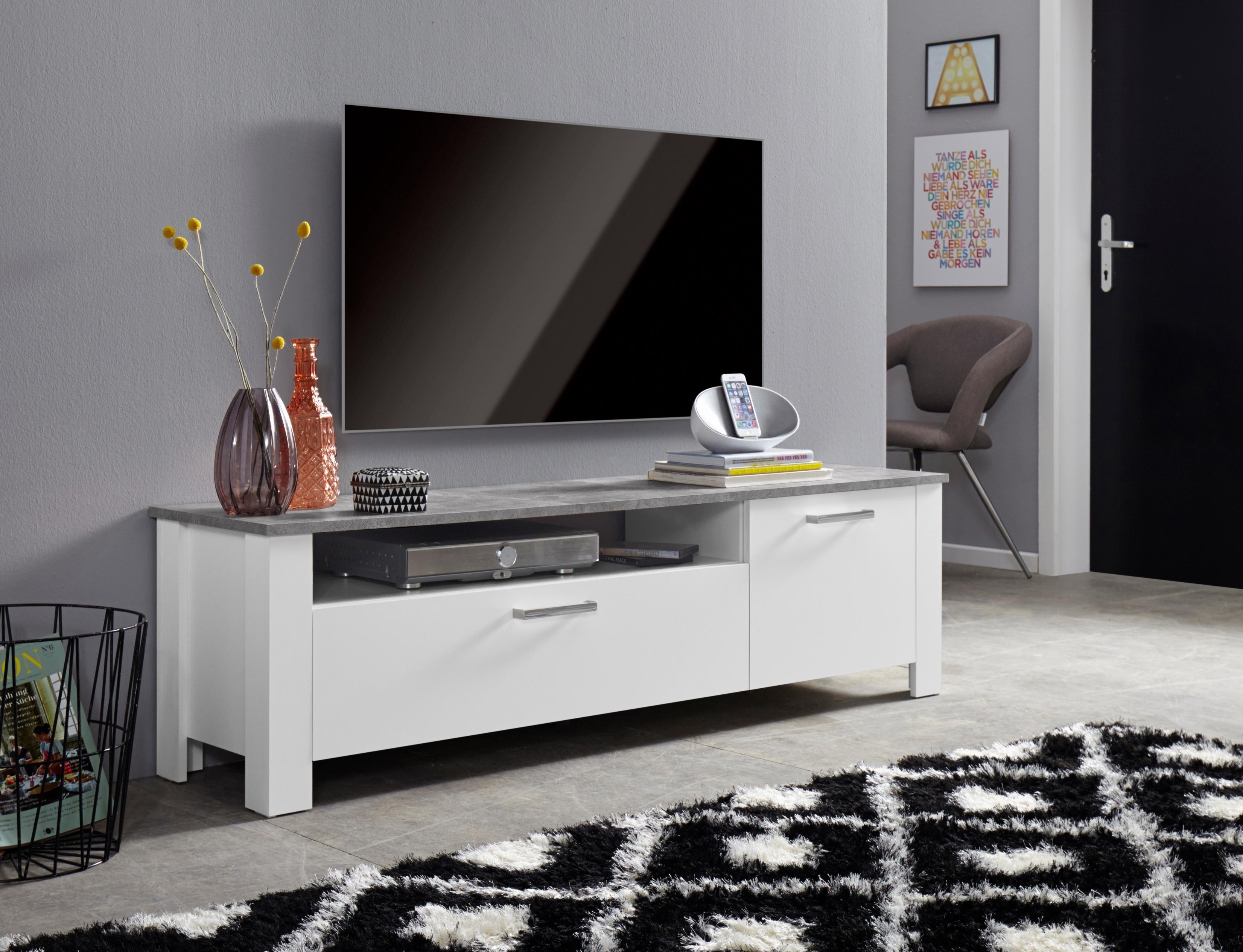 lowboard preisvergleich die besten angebote online kaufen. Black Bedroom Furniture Sets. Home Design Ideas