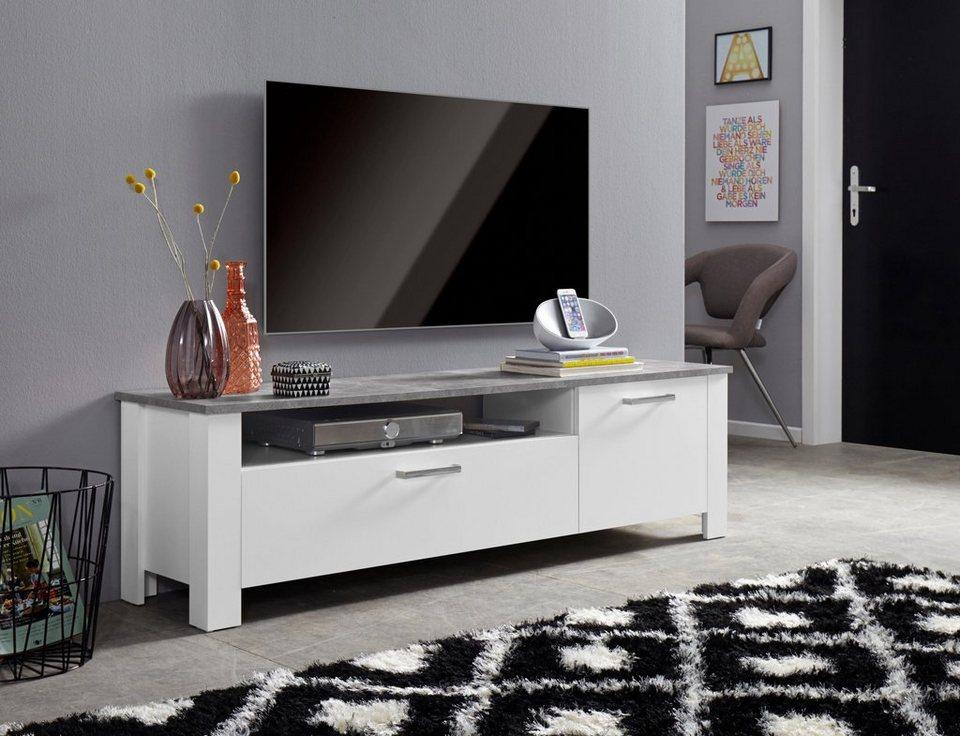 homexperts zabona lowboard breite 165 cm kaufen otto. Black Bedroom Furniture Sets. Home Design Ideas