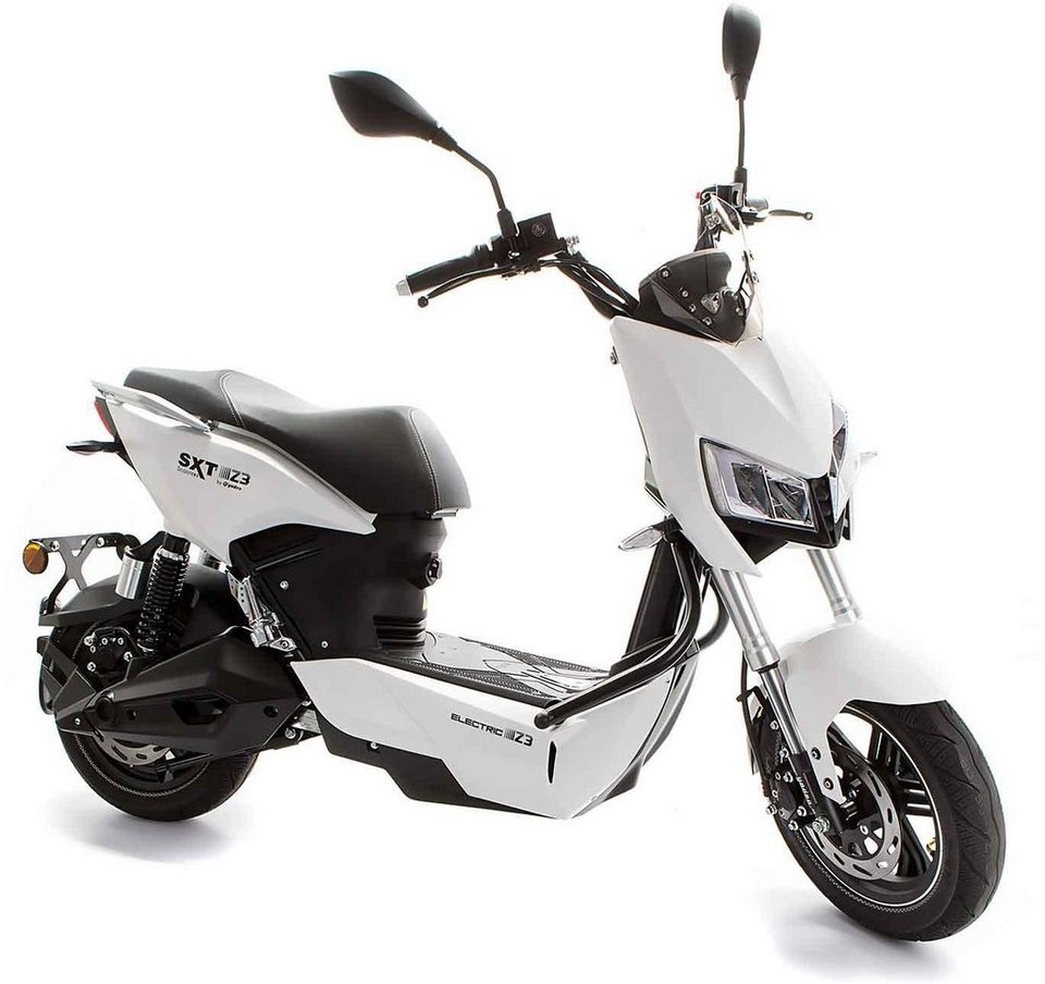 sxt scooters e motorroller sxt z3 2500 w 45 km h 2. Black Bedroom Furniture Sets. Home Design Ideas