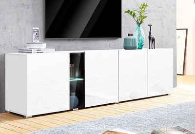 Fernsehschrank geschlossen  TV-Möbel & Fernsehmöbel online kaufen | OTTO