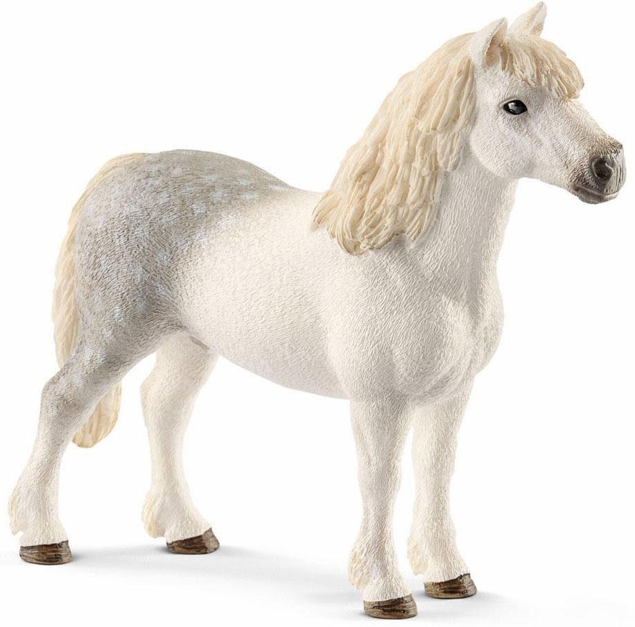 Schleich® Spielfigur (13871), »Farm World, Welsh-Pony Hengst«