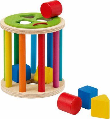 Selecta Steckspiel aus Holz, »Sortierrolle«