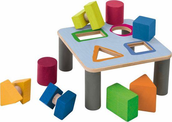 Selecta Steckspielzeug »Drehsteckspaß«, aus Holz