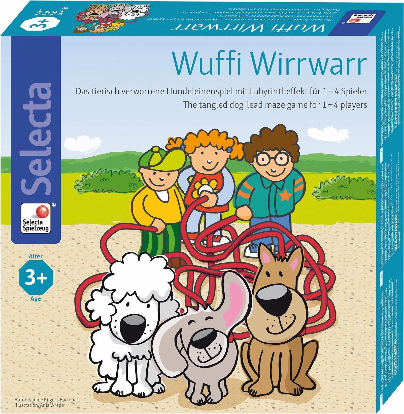 Selecta Gesellschaftsspiel, »Wuffi Wirrwarr«
